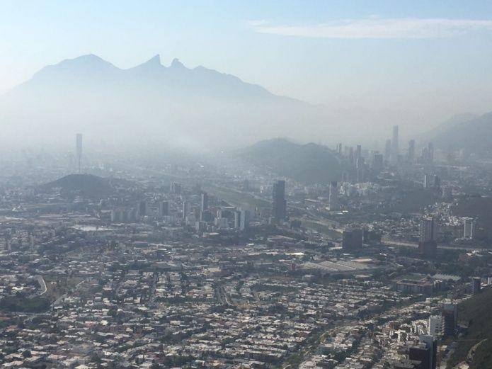 El 'boom' inmobiliario que está afectando al Medio Ambiente en San Pedro (Nuevo León)