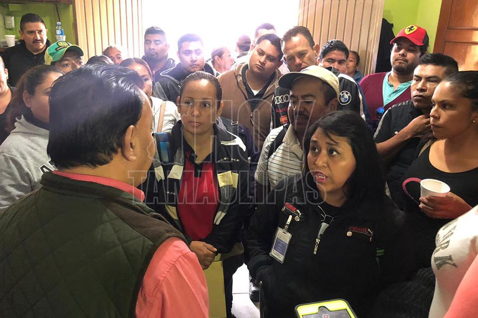 Inician los despidos en Matamoros (Tamaulipas)