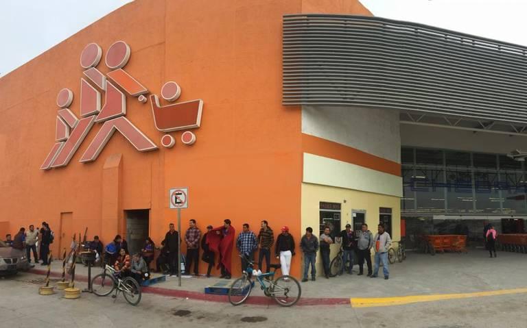 Se suman empleados de Chedraui a paros en Matamoros (Tamaulipas)