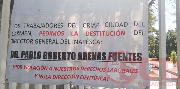 Sin resolverse el conflicto en el CRIAP (Campeche)