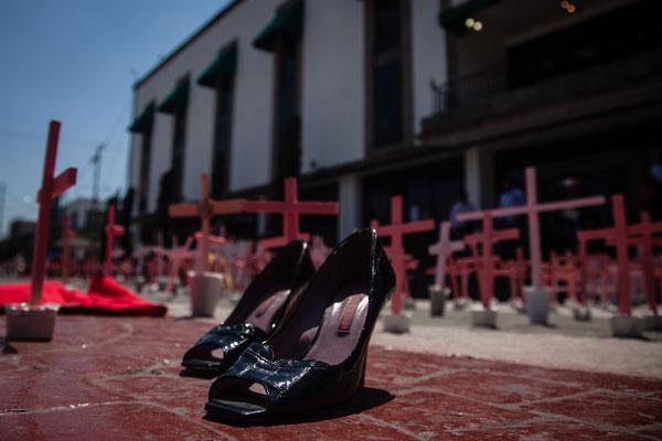 La fosa de agua ¿De qué tamaño es la crisis de feminicidios en el Estado de México?