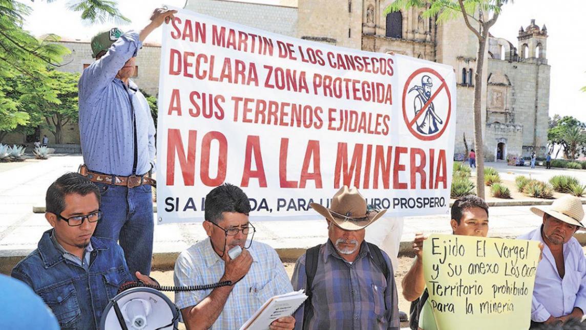 Zanatepec se declara libre de minería (Oaxaca)