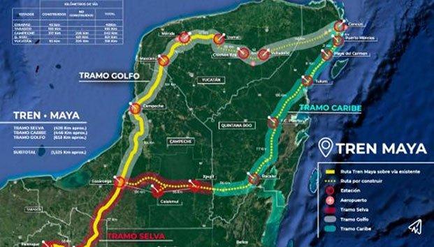 Migrantes 'construirían' Tren Maya y refinería en Tabasco