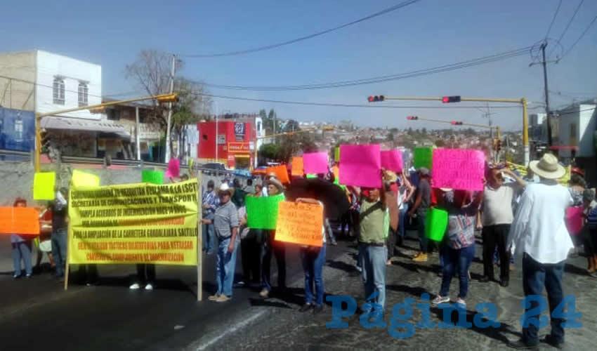 """""""SCT expropió nuestras tierras y no ha pagado"""" (Jalisco)"""