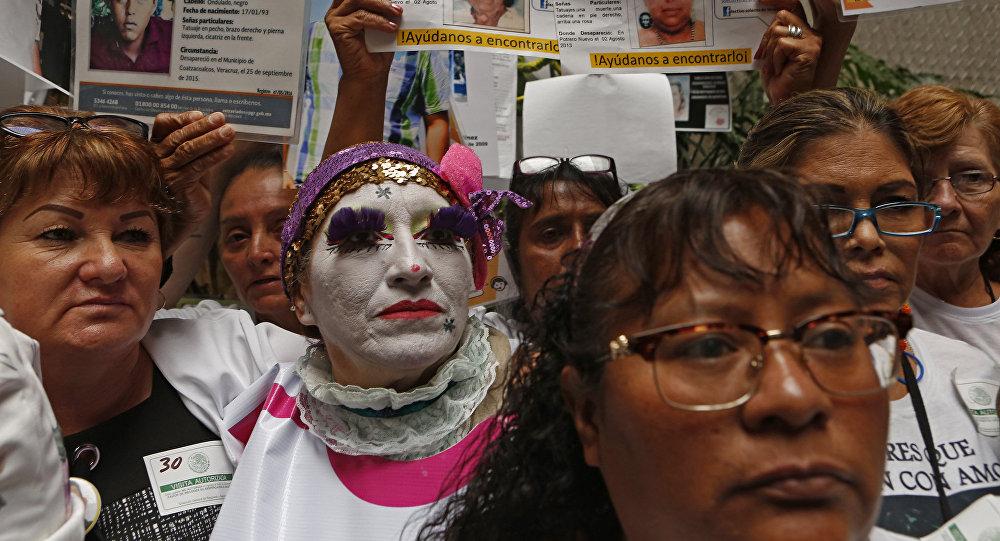 Las mujeres desaparecidas en la inmediaciones de la capital de México duplican la media nacional