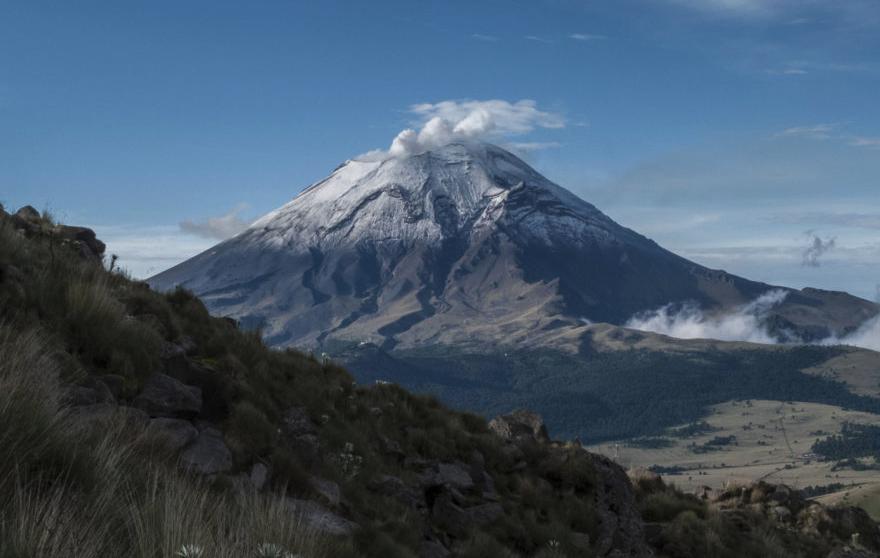 El riesgo de vivir entre el Popo y el gasoducto (Puebla)