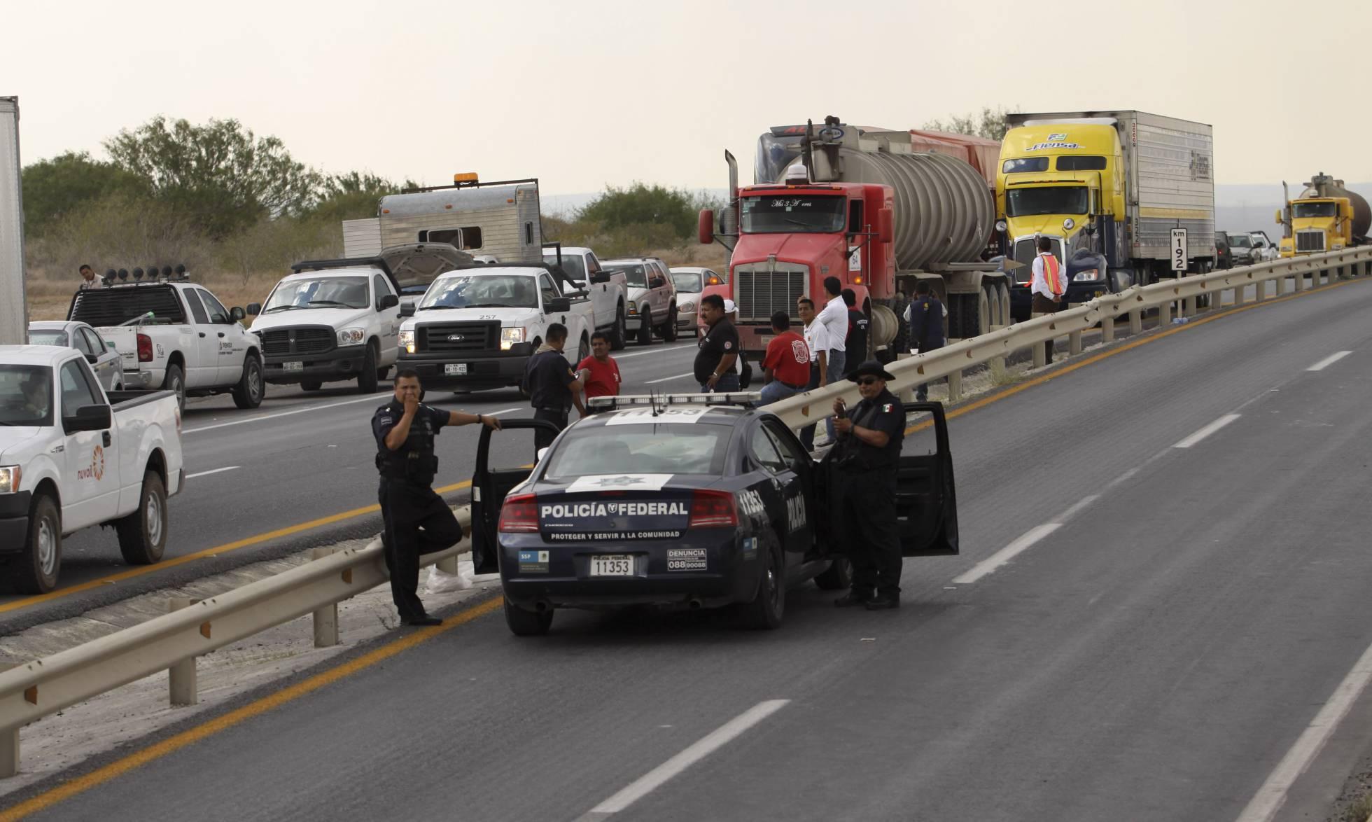 Secuestrados 22 migrantes en un autobús en el Estado mexicano de Tamaulipas