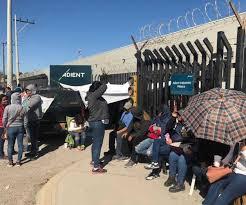 Suman 4 mil obreros dados de baja en maquiladoras de Matamoros (Tamaulipas)