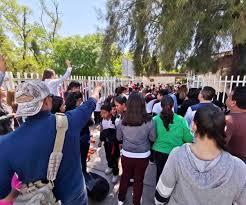 Suspenden maestros programa de Escuelas de Tiempo Completo en Tamaulipas