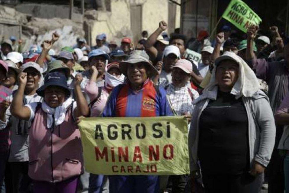 Alertan sobre ola de despojos de mineras y petroleras en México