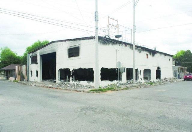 Buscarán desaparecidos en cuartel de la Marina en Nuevo Laredo (Tamaulipas)