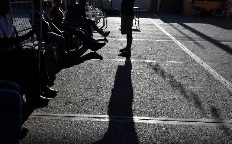 Caravana migrante colapsaría San Luis (San Luis Potosí)