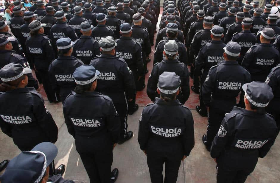 Policía de Monterrey encabeza quejas ante CEDH (Nuevo León)