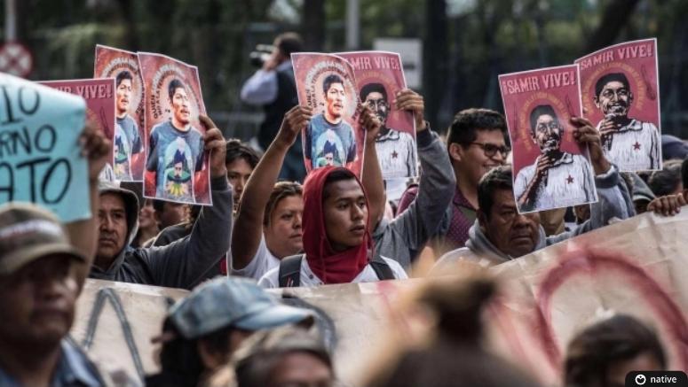 Acusan impunidad en asesinato de Samir Flores, opositor a termo en Huexca (Morelos)