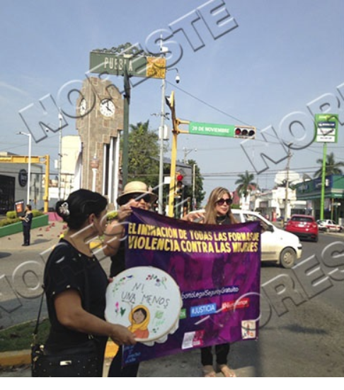 Fallan protocolos para investigar feminicidios (Veracruz)