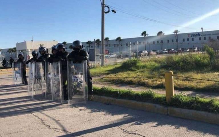 Sigue vivo conflicto obrero en Matamoros (Tamaulipas)
