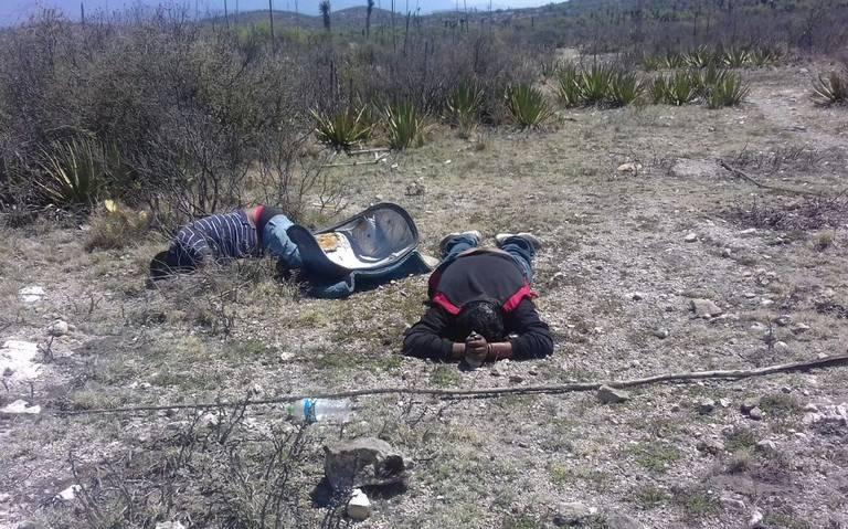 Sin identificar, alrededor de 40 cuerpos en el Semele (San Luis Potosí)