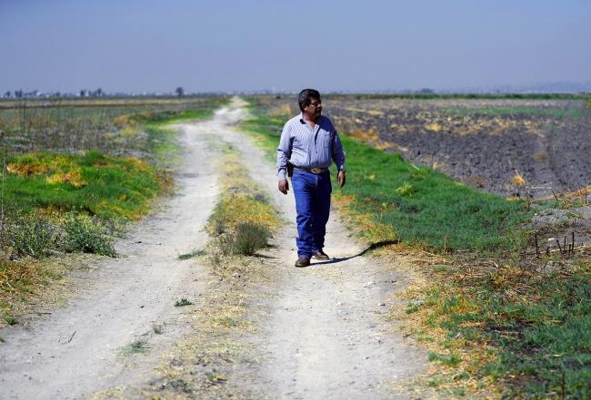 No regalaremos nuestros terrenos, advierten vecinos de Santa Lucía (Estado de México)