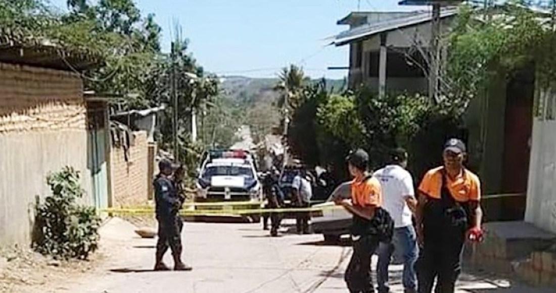 Julián Cortés, coordinador de la policía comunitaria en San Luis Acatlán, Guerrero, es asesinado