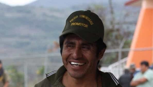 """Encuentran """"sano y salvo"""" a Gonzalo Molina, defensor de Guerrero: Astudillo"""