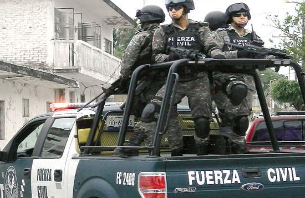 Me golpearon y violaron, denuncia maestra a Fuerza Civil de Veracruz