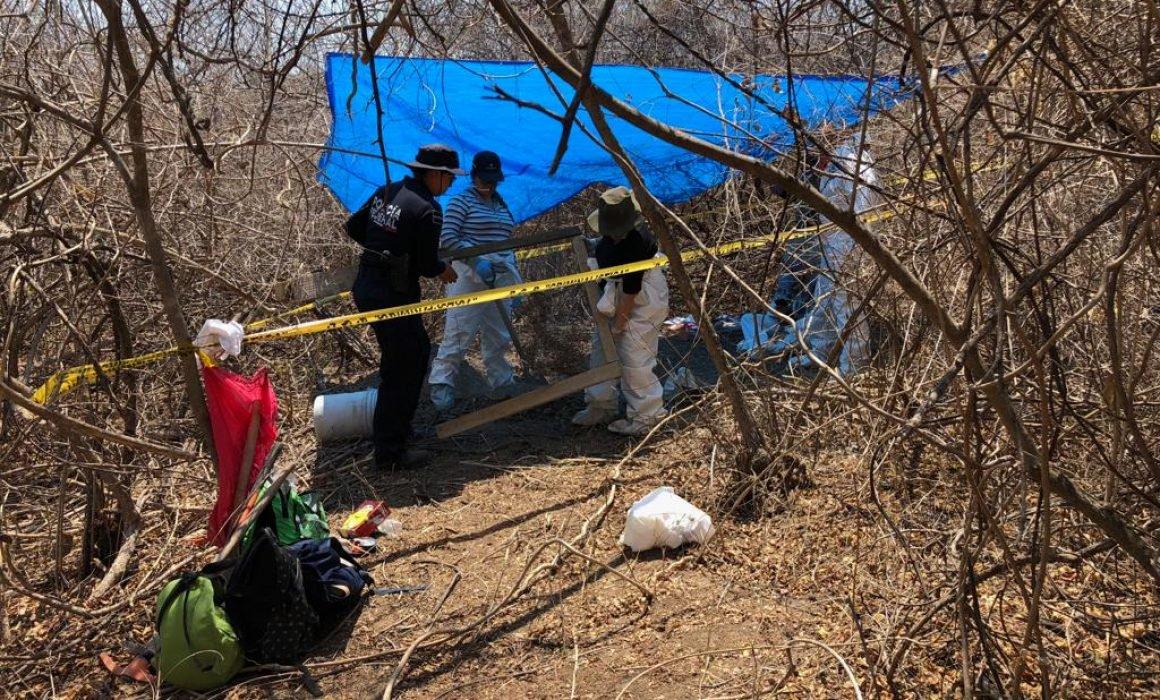 Dejan sin recursos a buscadoras de fosas (Guerrero)