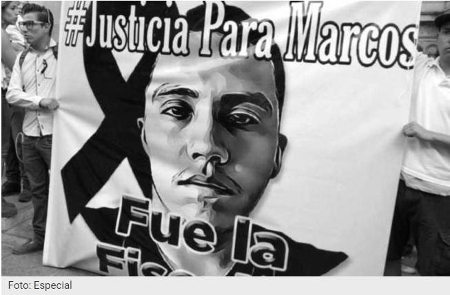 Claman justicia por Marcos que murió durante un operativo en Zacatecas