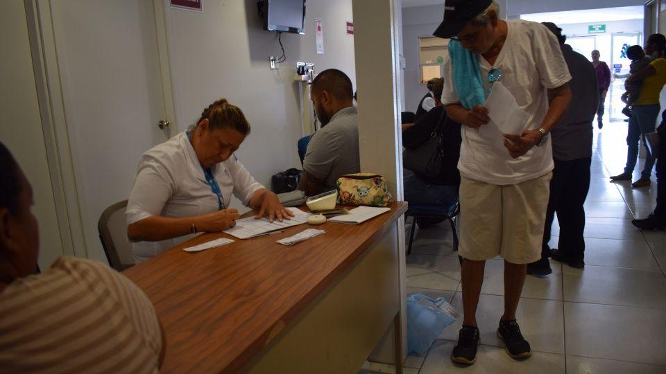 Faltan medicinas para usuarios de Centros de Salud (Sinaloa)