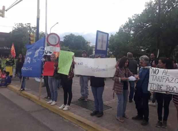 ¡No al tarifazo! Convoca sociedad civil de NL a paros intermitentes (Nuevo León)