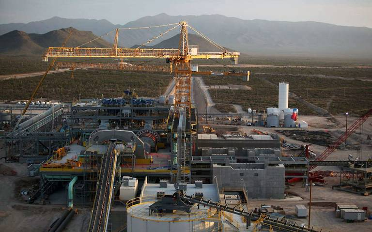 Peñasquito pasa a ser propiedad de Newmont Mining