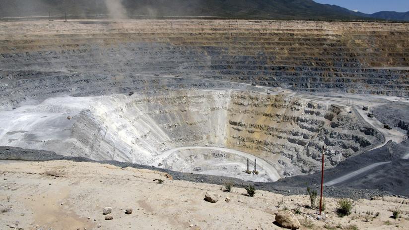 El mayor productor de oro en el mundo suspende operaciones en mina de México (Zacatecas)