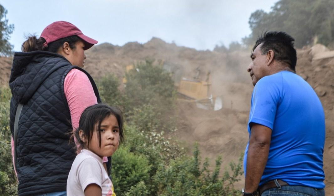 Xochicuautla. El corazón de la montaña sigue resistiendo y se reorganiza (Estado de México)