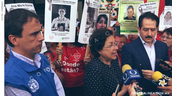 Cinco madres de desaparecidos en Nuevo León murieron sin encontrar justicia: CADHAC