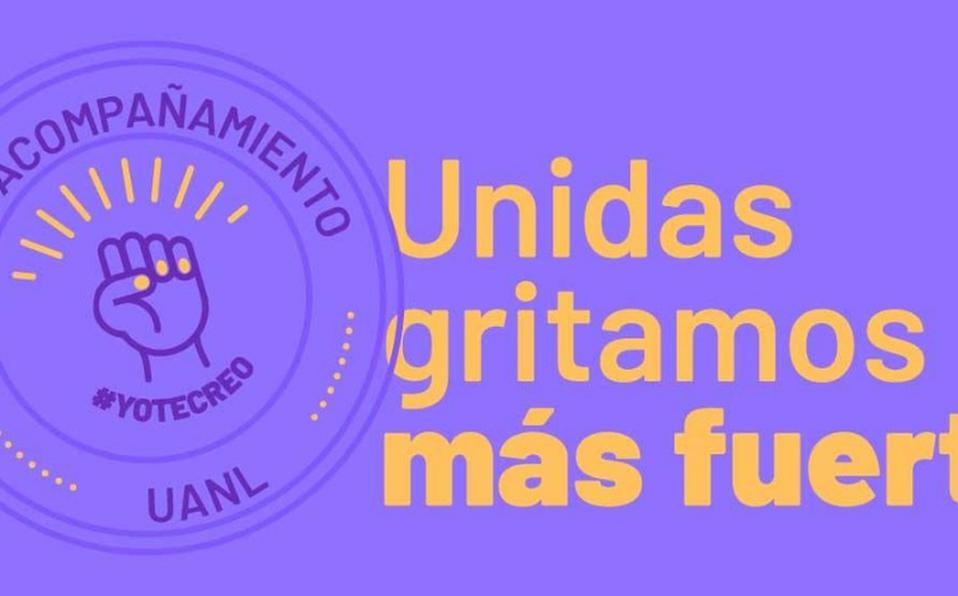 Convocan a mitin contra acoso en la UANL (Nuevo León)