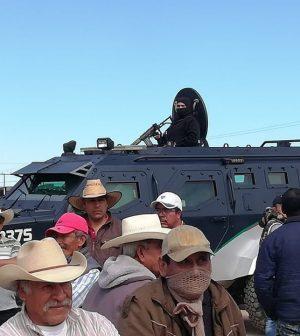En noviembre de 2018 se realizó en La Pila una asamblea para legitimar el despojo (San Luis Potosí)