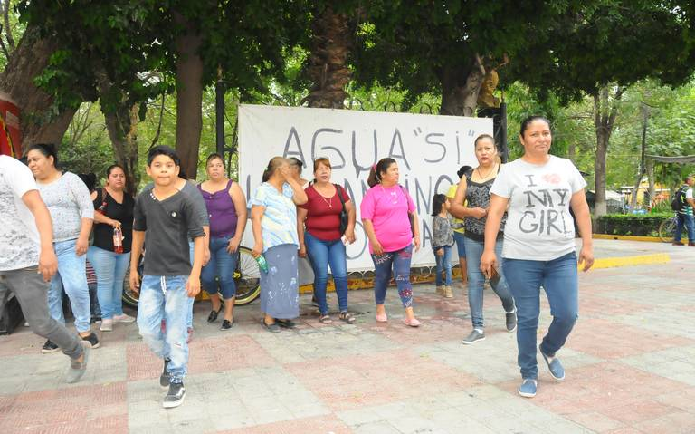 Vecinos del ejido La Luz piden celeridad para el pozo de agua (Durango)