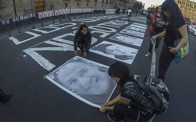 Periodistas están en el filo de la muerte: RSF