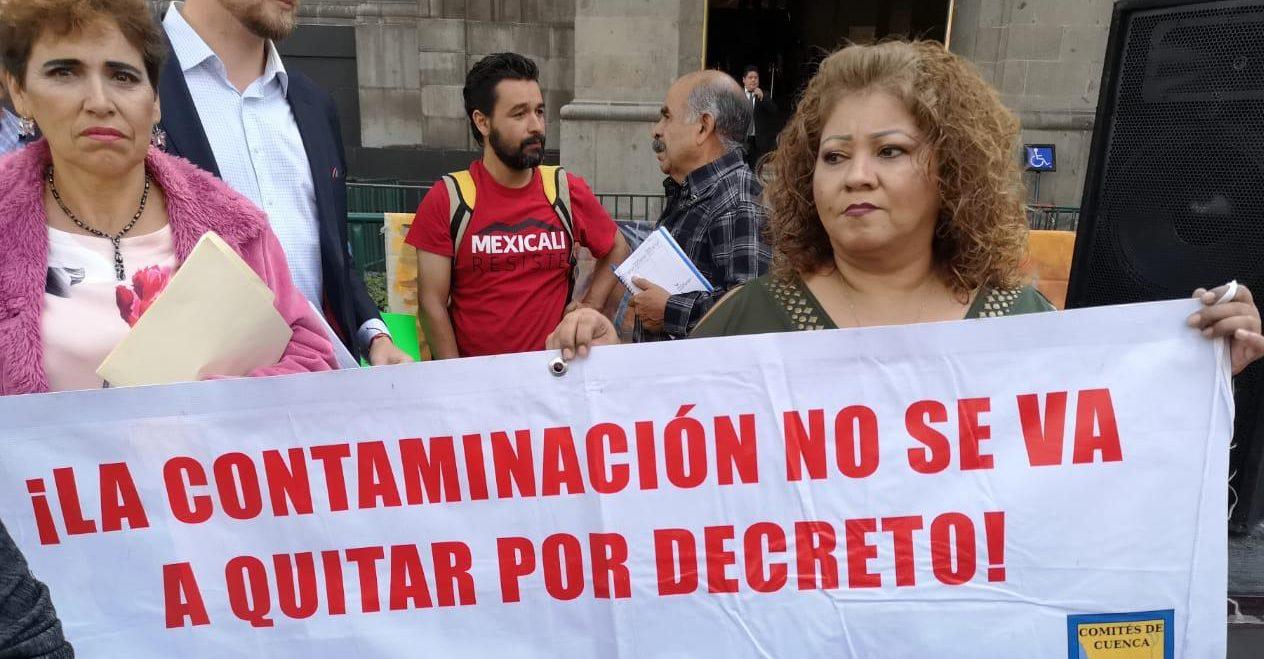 La Corte emite sentencia ambigua sobre construcción de presa de minera Grupo México (Sonora)