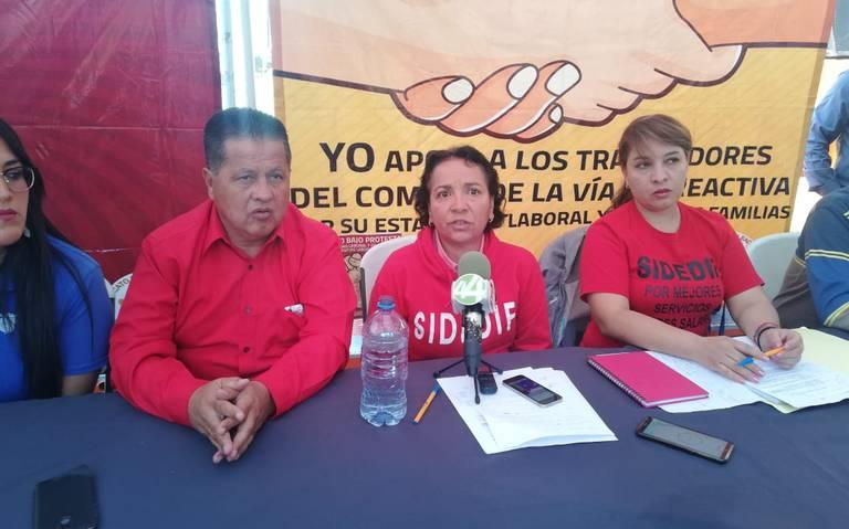 Trabajadores de Zapopan inician plantón por despido injustificado (Jalisco)