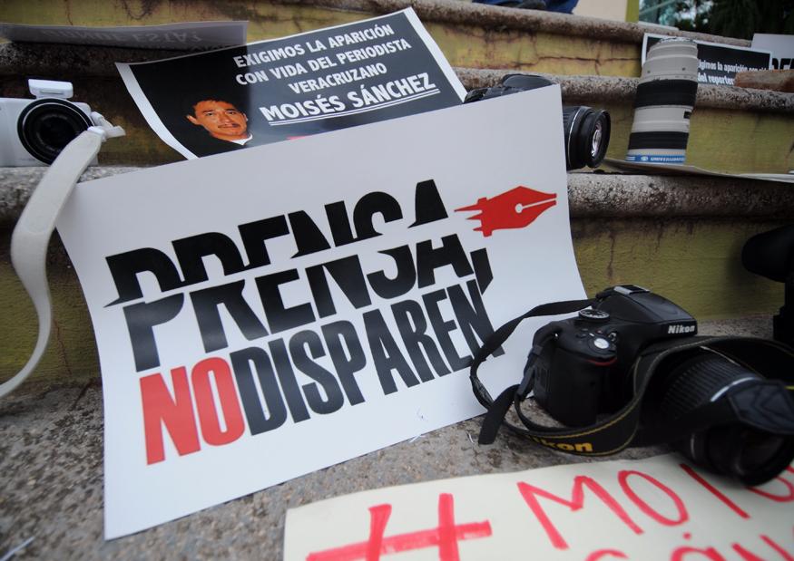 Se reportan 29 agresiones contra periodistas en Veracruz durante 2019