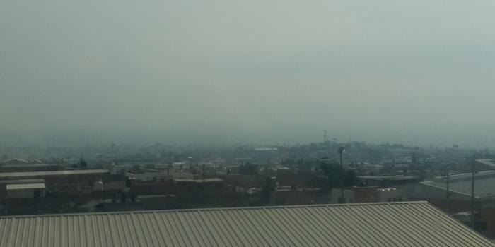 El 40% del año el corredor industrial rebasa límites de contaminantes atmosféricos (Guanajuato)