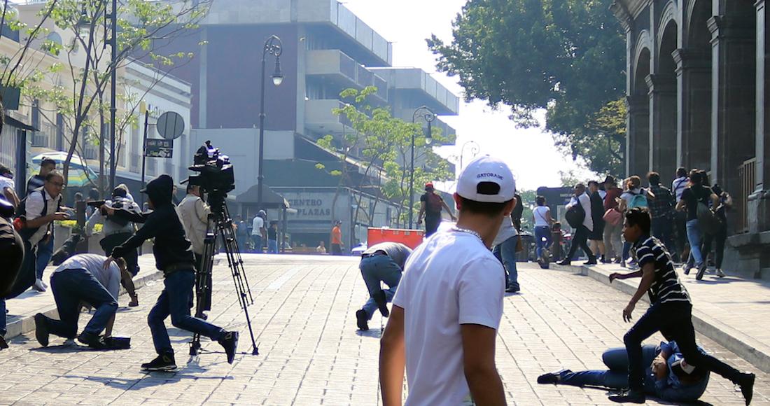 Periodistas que cubrieron el ataque armado en Cuernavaca han recibido amenazas: Artículo 19