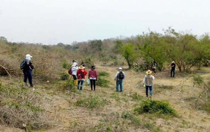 Crece a 43 fosas en cementerio clandestino en Veracruz