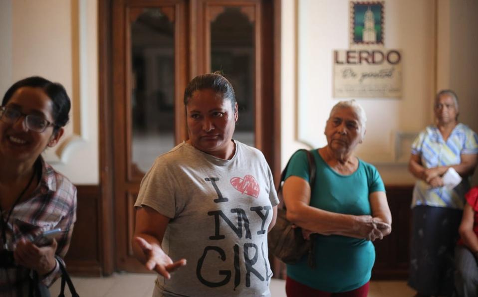 En el Ejido La Luz de Lerdo exigen conclusión de pozo de agua (Durango)