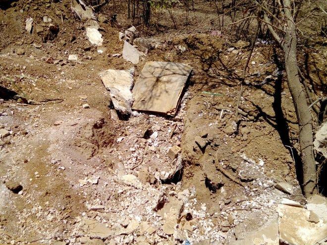 Hallan cinco cuerpos en fosas clandestinas en Mazatlan, Sinaloa
