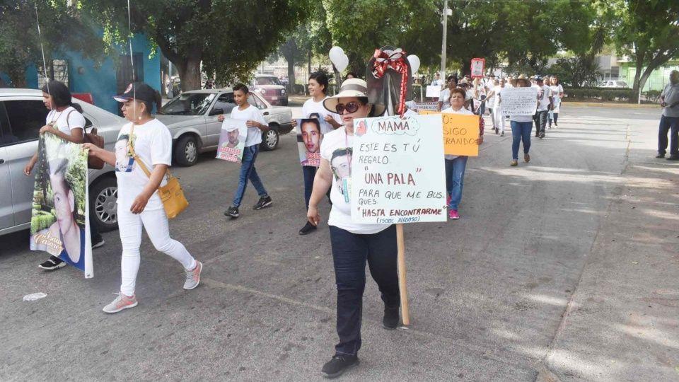 Mi mayor miedo es morirme sin encontrar a mi hijo: Marina (Sinaloa)