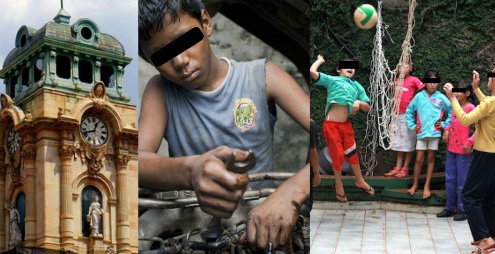 Cambiaron juguetes por herramientas de trabajo: hay explotación infantil en 2.8 mil hogares de Hidalgo