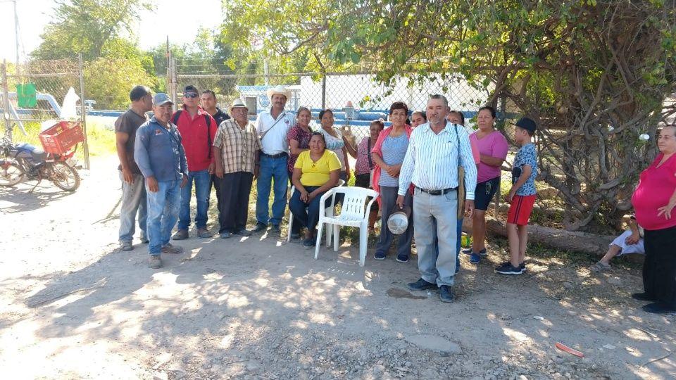 Vecinos toman planta de agua de Nuevo San Miguel (Sinaloa)