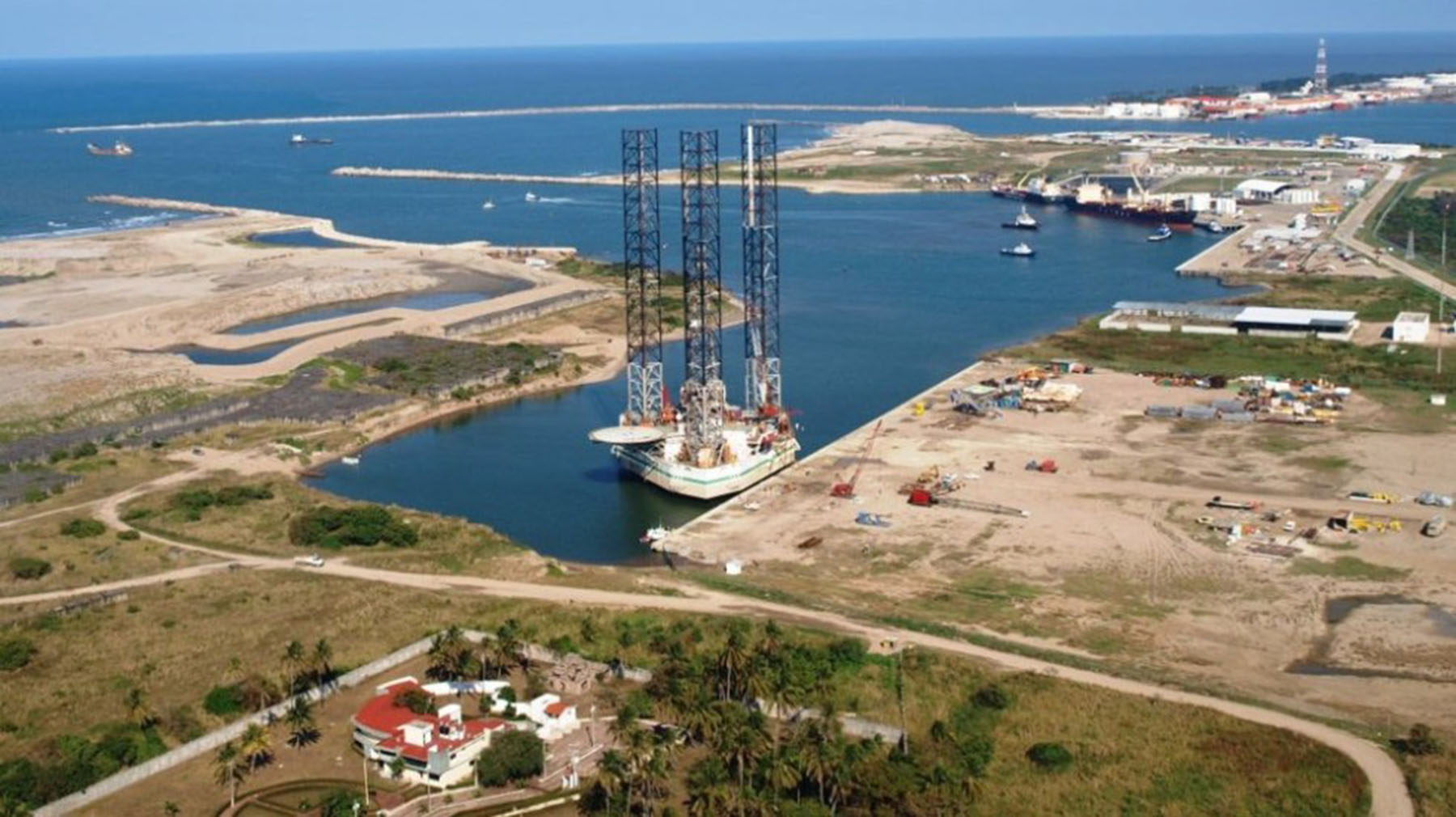 71% de usuarios en redes sociales están en contra de la construcción de la refinería Dos Bocas (Tabasco)