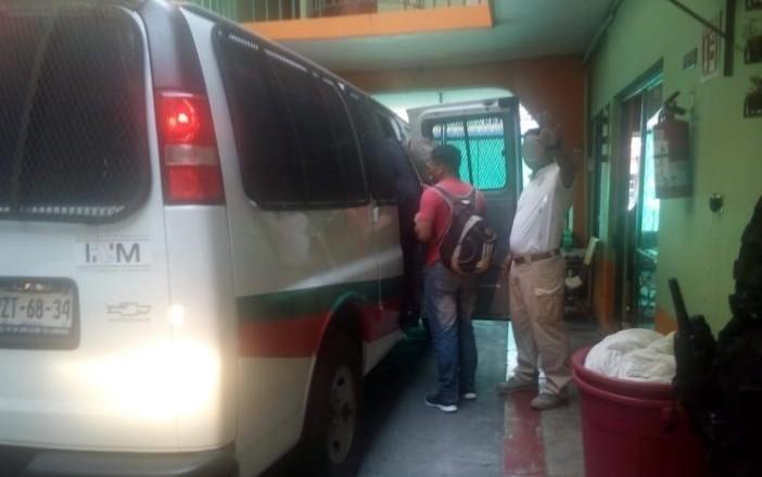 Rescatan 42 migrantes en un hotel (Tabasco)